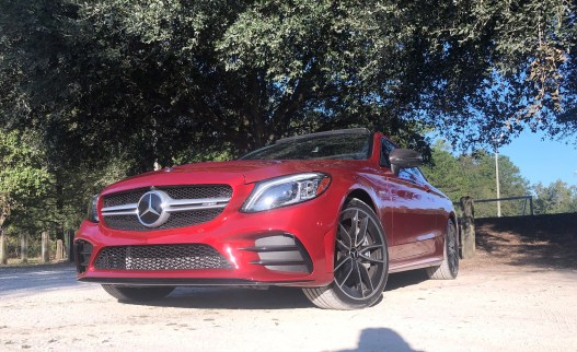 2019 Mercedes AMG C43 Coupe - Road Test Review - Burkart (20)