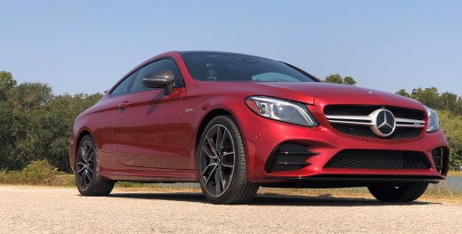 2019 Mercedes AMG C43 Coupe - Road Test Review - Burkart (60)