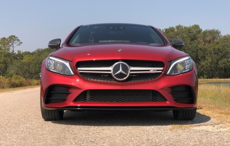 2019 Mercedes AMG C43 Coupe - Road Test Review - Burkart (63)