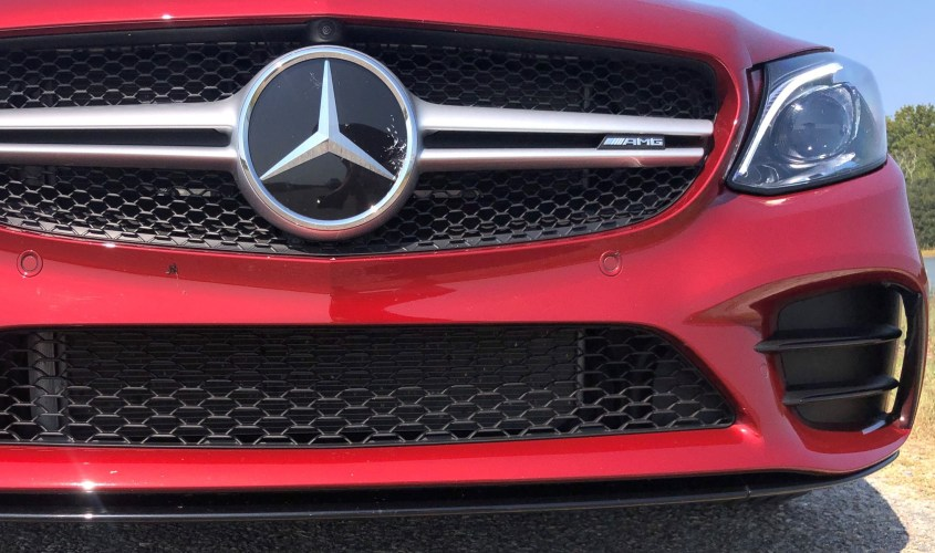 2019 Mercedes AMG C43 Coupe - Road Test Review - Burkart (69)