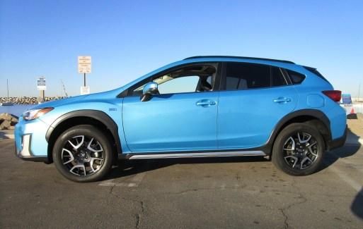 2019 Subaru Crosstrek Plug-in Hybrid (1)