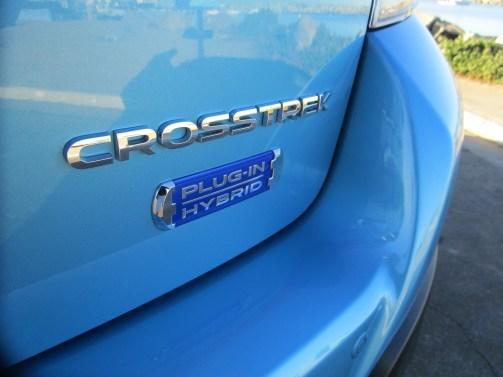 2019 Subaru Crosstrek Plug-in Hybrid (12)