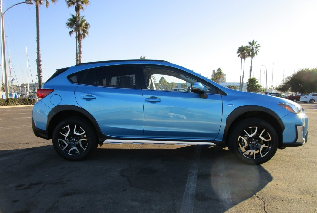 2019 Subaru Crosstrek Plug-in Hybrid (9)
