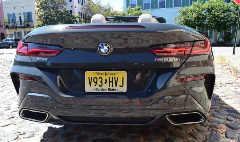 2019 BMW M850i Convertible Davit Grey Tom Burkart (12)