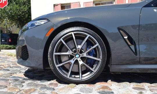 2019 BMW M850i Convertible Davit Grey Tom Burkart (13)