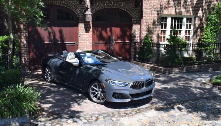 2019 BMW M850i Convertible Davit Grey Tom Burkart (19)