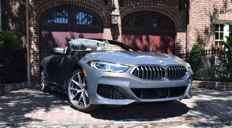 2019 BMW M850i Convertible Davit Grey Tom Burkart (21)