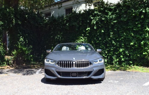 2019 BMW M850i Convertible Davit Grey Tom Burkart (26)