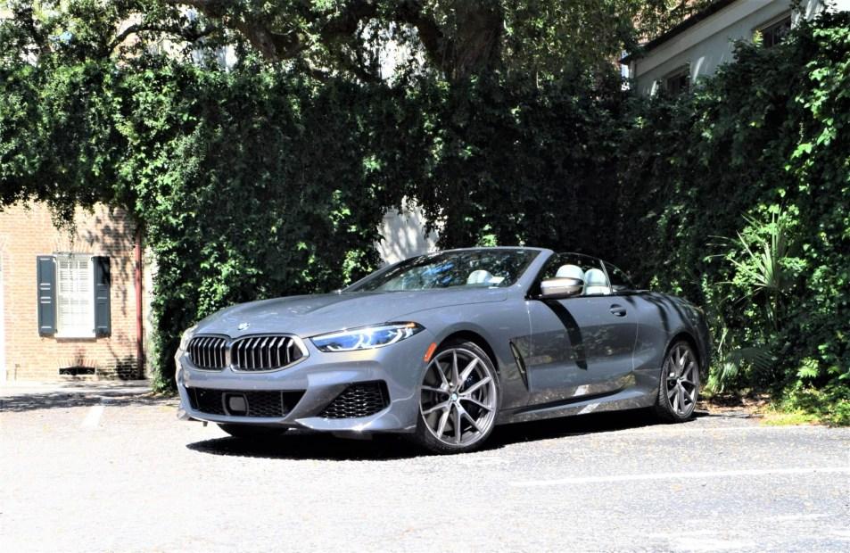 2019 BMW M850i Convertible Davit Grey Tom Burkart (32)