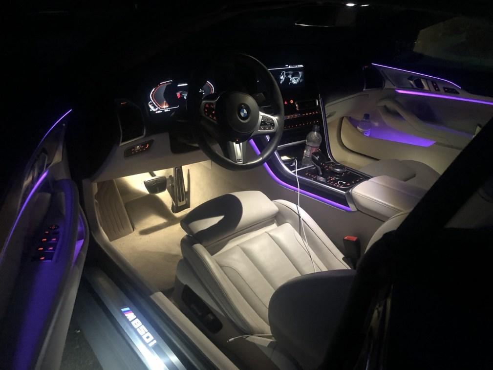 2019 BMW M850i Convertible Davit Grey Tom Burkart (36)