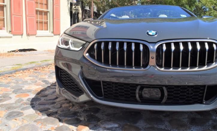 2019 BMW M850i Convertible Davit Grey Tom Burkart (4)