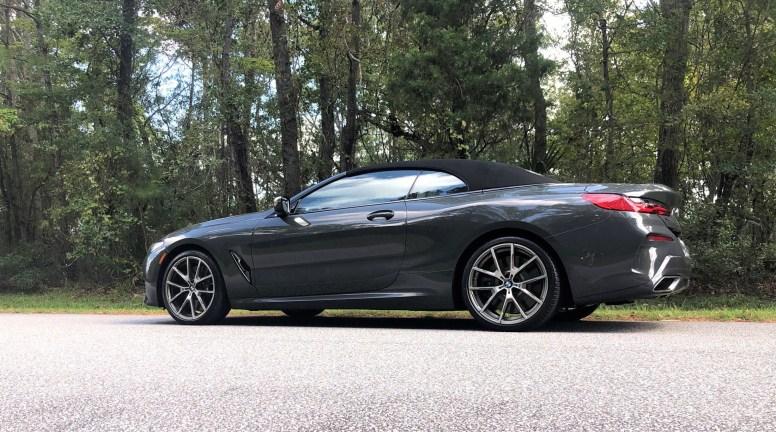 2019 BMW M850i Convertible Davit Grey Tom Burkart (50)