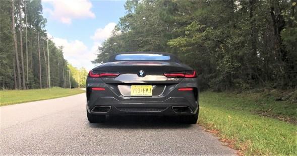 2019 BMW M850i Convertible Davit Grey Tom Burkart (52)
