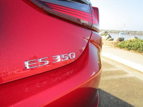 2019 Lexus ES350 Ultra Luxury Red (15)