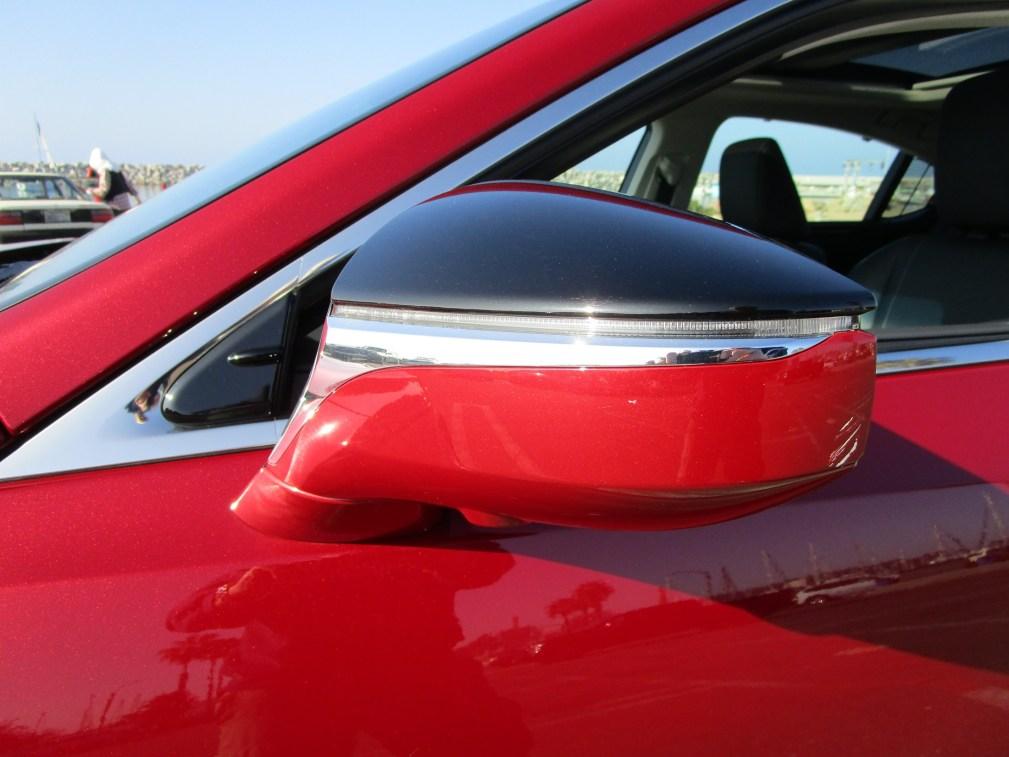 2019 Lexus ES350 Ultra Luxury Red (19)