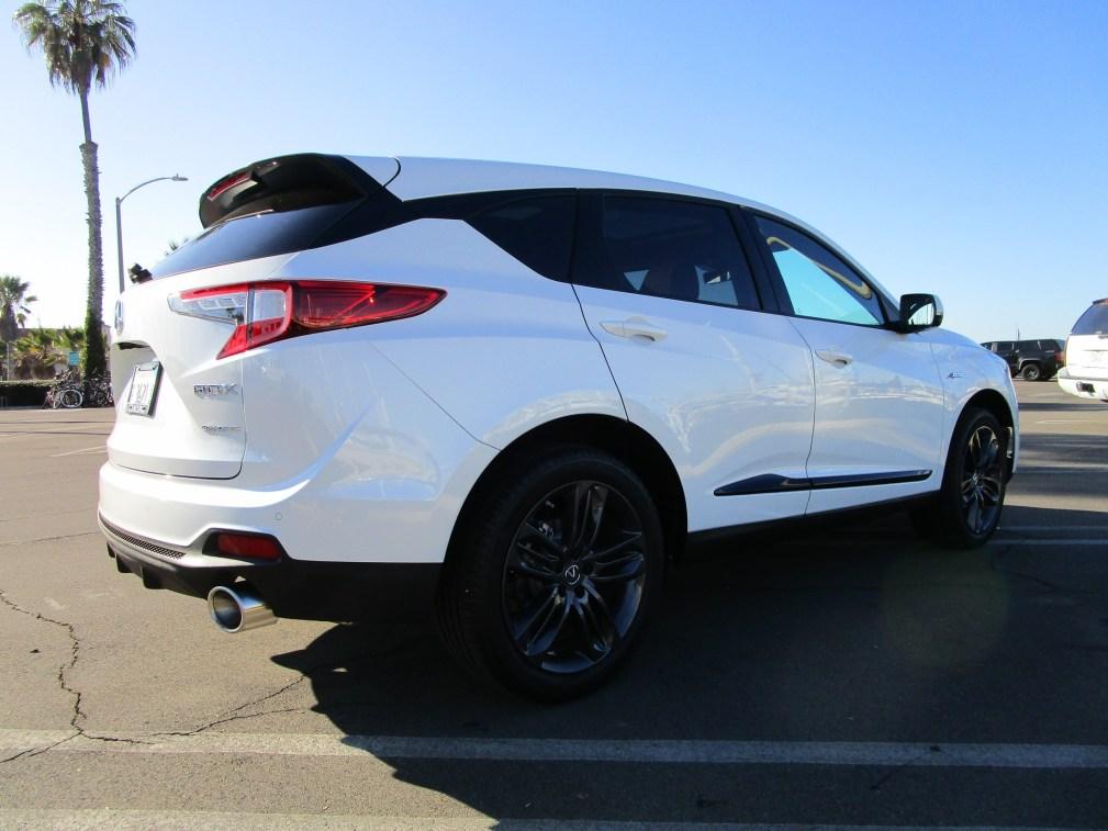 2020 Acura RDX A Spec AWD Car-Revs-Daily (15)