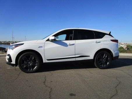 2020 Acura RDX A Spec AWD Car-Revs-Daily (20)