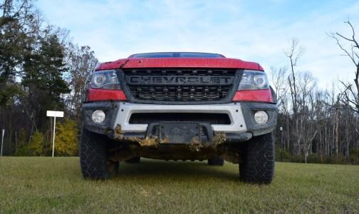 2020 Chevrolet Colorado ZR2 Bison Duramax Diesel Review (2)