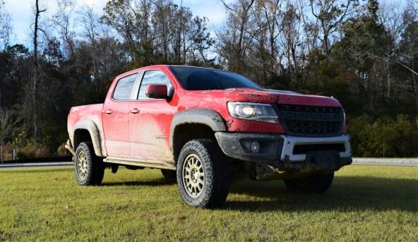 2020 Chevrolet Colorado ZR2 Bison Duramax Diesel Review (20)