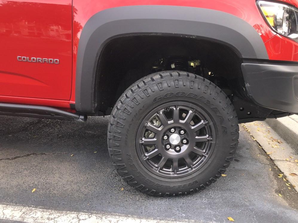 2020 Chevrolet Colorado ZR2 Bison Duramax Diesel Review (44)