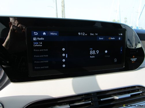 2020 Hyundai Palisade SEL FWD Review (39)