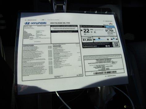 2020 Hyundai Palisade SEL FWD Review (60)