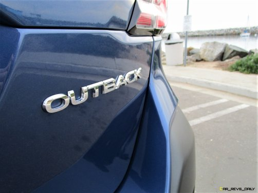 2020 Subaru Outback Limited - Road Test Review - By Ben Lewis (15)