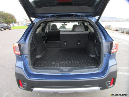 2020 Subaru Outback Limited - Road Test Review - By Ben Lewis (19)