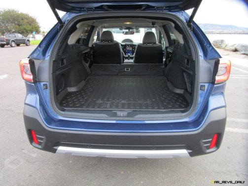 2020 Subaru Outback Limited - Road Test Review - By Ben Lewis (20)