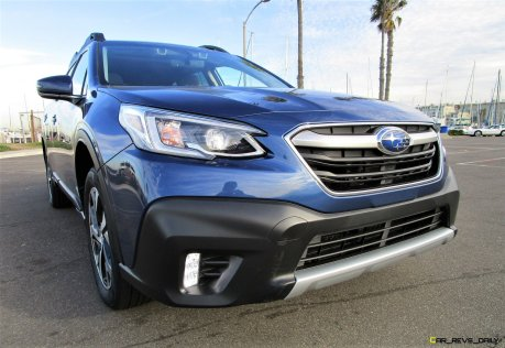 2020 Subaru Outback Limited - Road Test Review - By Ben Lewis (43)
