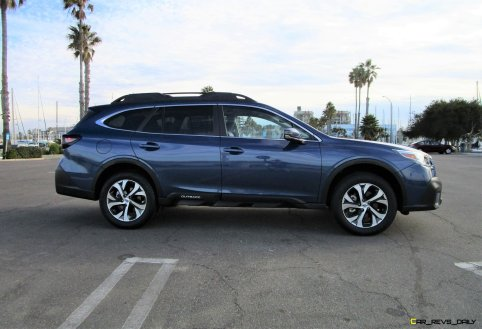 2020 Subaru Outback Limited - Road Test Review - By Ben Lewis (45)