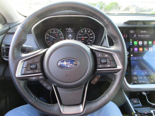 2020 Subaru Outback Limited - Road Test Review - By Ben Lewis (53)