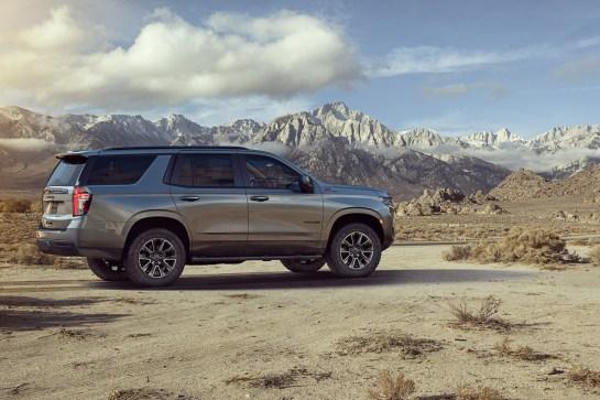 2021 Chevrolet Tahoe Z71-003