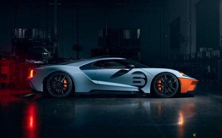 2020 Ford GT Heritage 1
