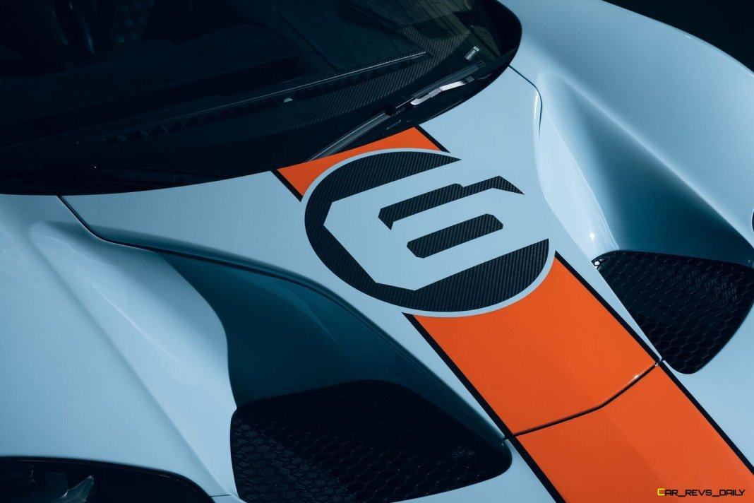 2020 Ford GT Heritage 3