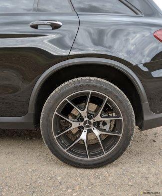 2020 Mercedes-AMG GLC43 Matt Barnes (15)