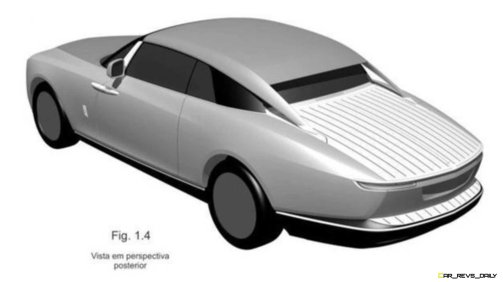Rolls Royce Patent Image rear angle
