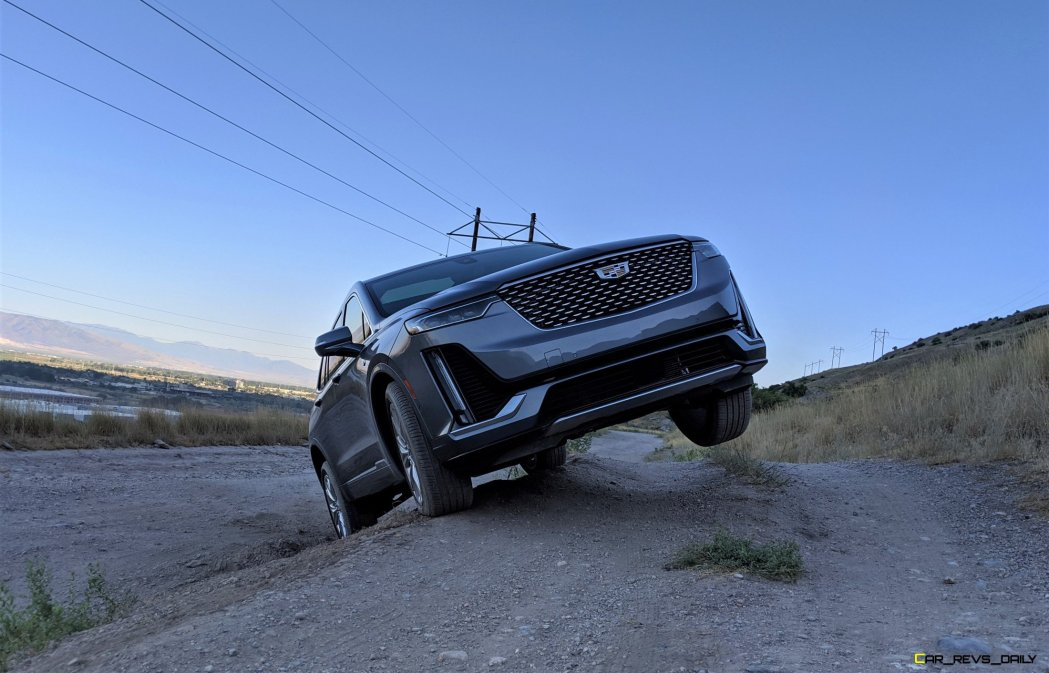 2020 Cadillac XT6 Matt Barnes (7)