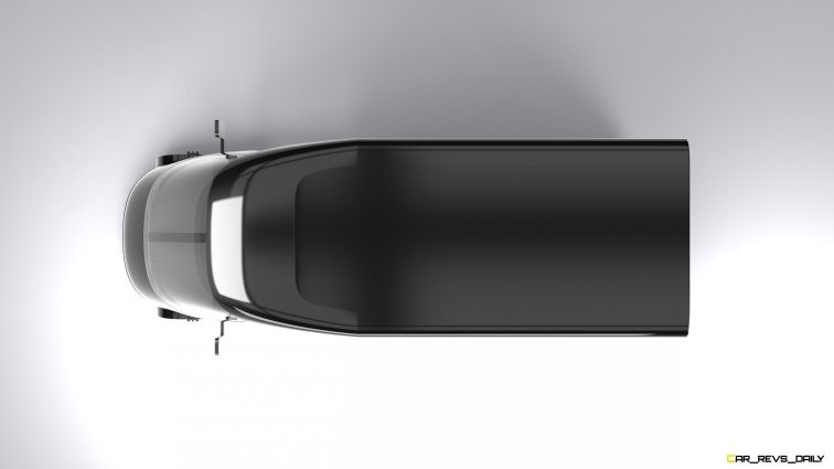 Bollinger Motors DELIVER-E Aerial View