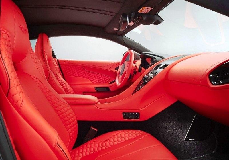 3.6s 2015 Aston Martin VANQUISH Adds Amazing ZF 8-Speed Auto for 201-MPH Vmax 16