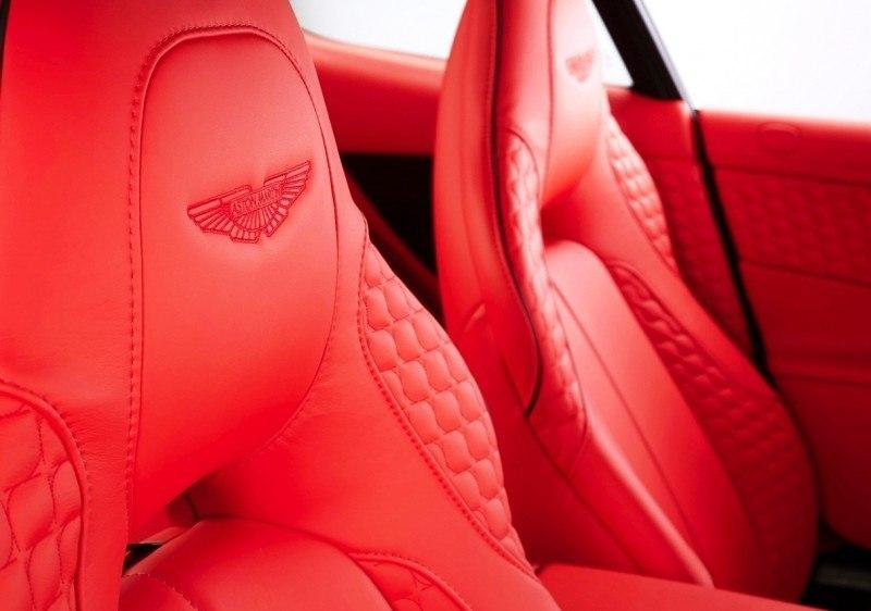 3.6s 2015 Aston Martin VANQUISH Adds Amazing ZF 8-Speed Auto for 201-MPH Vmax 21