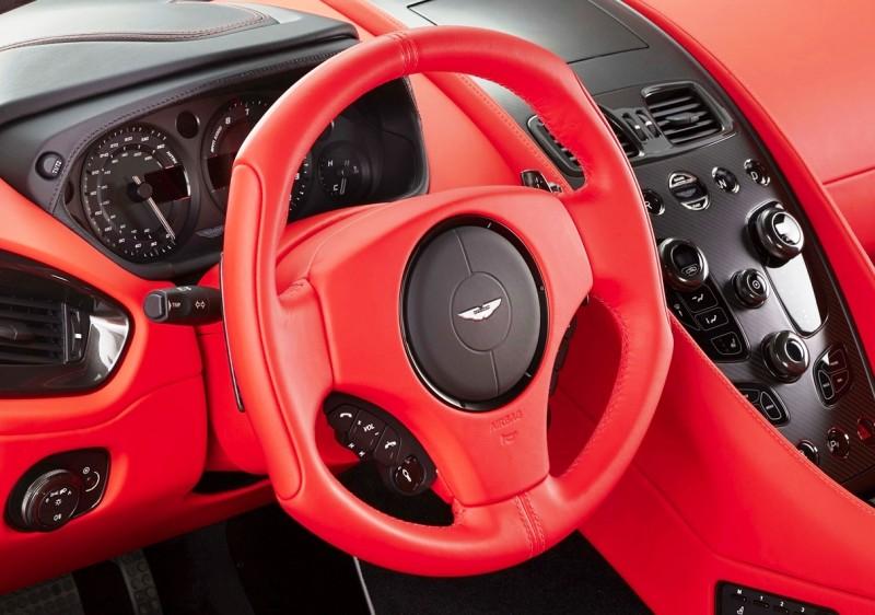 3.6s 2015 Aston Martin VANQUISH Adds Amazing ZF 8-Speed Auto for 201-MPH Vmax 23