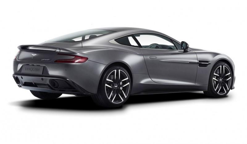 3.6s 2015 Aston Martin VANQUISH Adds Amazing ZF 8-Speed Auto for 201-MPH Vmax 3