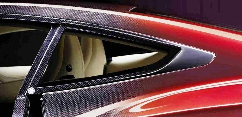 3.6s 2015 Aston Martin VANQUISH Adds Amazing ZF 8-Speed Auto for 201-MPH Vmax 39