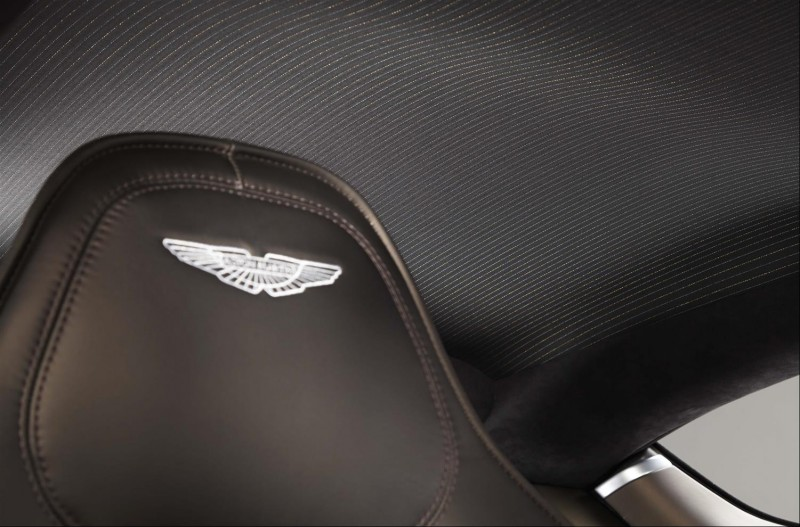 4.2s, 200-MPH 2015 Aston Martin RAPIDE S Also Nabs New Dampers, Torque-Tube and 8-Speed ZF Transaxle 178