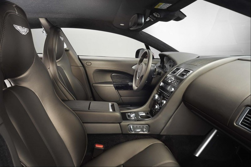4.2s, 200-MPH 2015 Aston Martin RAPIDE S Also Nabs New Dampers, Torque-Tube and 8-Speed ZF Transaxle 179