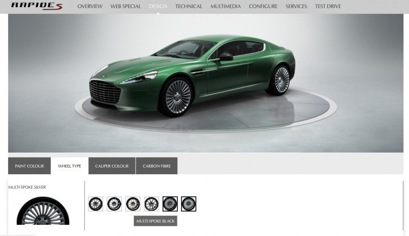 4.2s, 200-MPH 2015 Aston Martin RAPIDE S Also Nabs New Dampers, Torque-Tube and 8-Speed ZF Transaxle 19