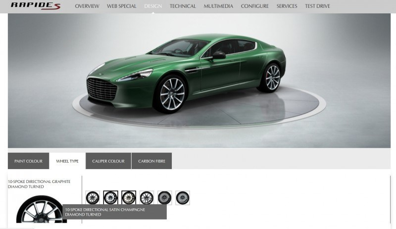 4.2s, 200-MPH 2015 Aston Martin RAPIDE S Also Nabs New Dampers, Torque-Tube and 8-Speed ZF Transaxle 21
