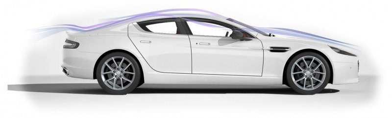 4.2s, 200-MPH 2015 Aston Martin RAPIDE S Also Nabs New Dampers, Torque-Tube and 8-Speed ZF Transaxle 28