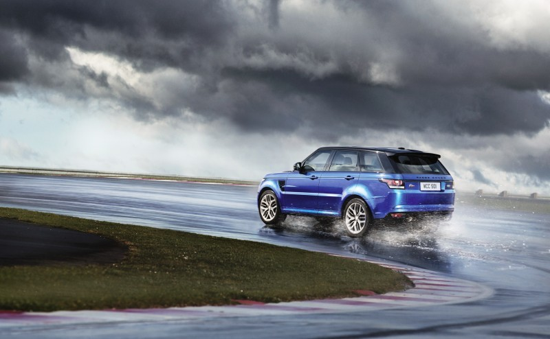 4.5s, 162MPH 2015 Range Rover Sport SVR is Official 1